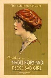 1918 PECK'S BAD GIRL