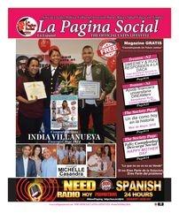 La Pagina Social - Newspaper - Magazine