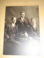 Three Waldron Brothers