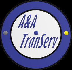 A&A-TranServ Badge (blk)