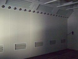 HDS2900 Water Base Paint Booth