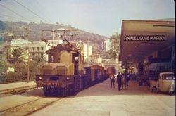 453 Finale Ligure Rail Station
