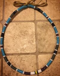Peyote necklace