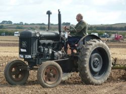 Fordson E27N Major with Perkins P6