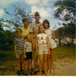 Barney McCoy Smith's family