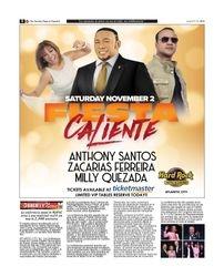 FIESTA CALIENTE / CONFERENCIA NJDSC