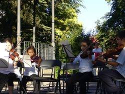 Concierto de clausura (Orquesta Elemental)