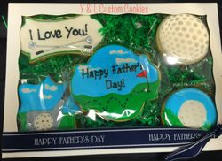 Father's Day Golf Set