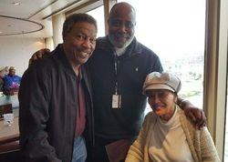 Bill Davis Jr. and Marilyn McCoo