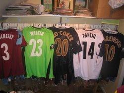 2006 UÉFA shirts