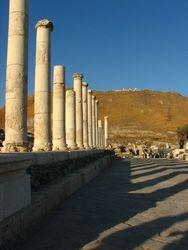 Bet Shean Pillars 3