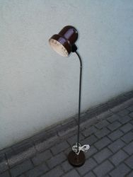 Skandinaviska vintazine reguliuojamos krypties lempa. Kaina 37