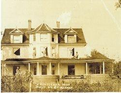 Randleman house built 1907