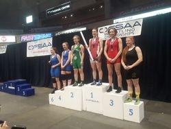 Klara Patel - 1st place at OFSAA 2017