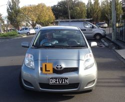 Driving School Melbourne VIC 3000 - Toyota Yaris Hatch - Automatic