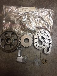 storm 700 inner chain case parts $80