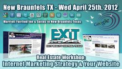 New Braunfels TX Real Estate Web Strategy Training