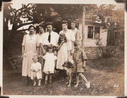 Homer Grove Family