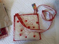 cotton/linen bag