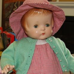 My original Patsy Doll