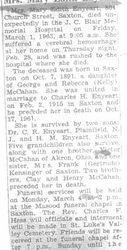 Enyeart, Mary E. McCahan 1963