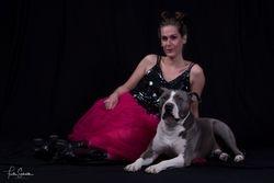 Model: Marlous vd Burg en Djay