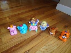 VTech Go! Go! Smart Friends Princess Clara and her Carriage & Animals - $20