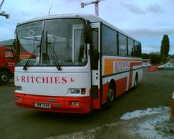 Ritchies Training Bus
