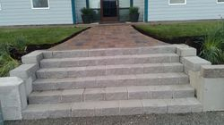 Retaining Wall Banks, OR