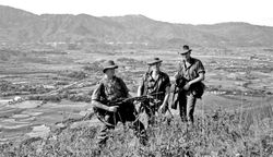 C Troop 40 Cdo Hong Kong New Territory