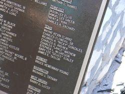2003 Texas Fallen Firefighters