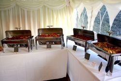 Indian buffet catering