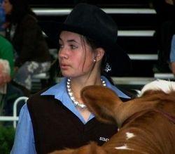 Junior Champion Handler Melbourner Royal