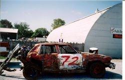Dad's 03 Demo Car
