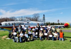 Air Zoo Campout