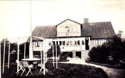 Lerhamns pensionat 1925
