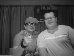 Eric and Zak Bagans