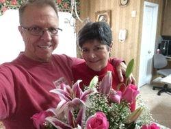 51st Wedding Anniversary Flowers