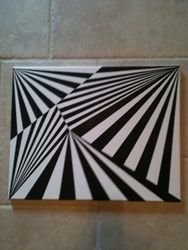 Black & White Geometric