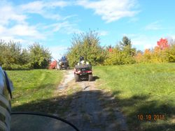 Orchard Ride Oct 2014