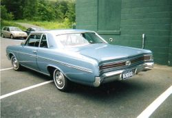 8. 65 Buick Skylark 2d ht