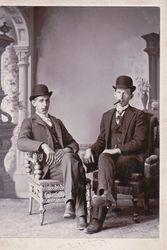 Solomon Norris and Lemuel Shingler