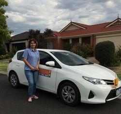 Driving School Thornbury - Toyota Corolla Hatch 2015 - Automatic