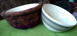 Microwave Bowl Holder $20