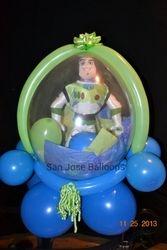 Deluxe Keepsake in a Balloon