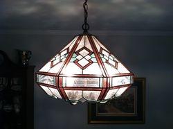 MA Beveled Lamp