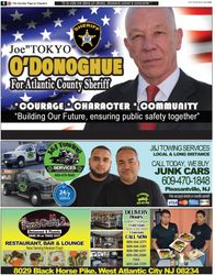 JOE ODONOGHUE FOR SHERIFF / J&J TOWING /PIZZA PARTY 3