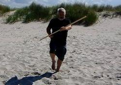 Beach Training Session - Nairn
