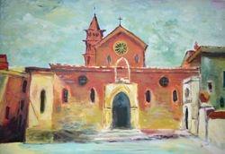 Basilika in Tivoli