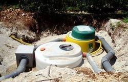 Mastolov/pjeskolov za tretman sivih otpadnih voda